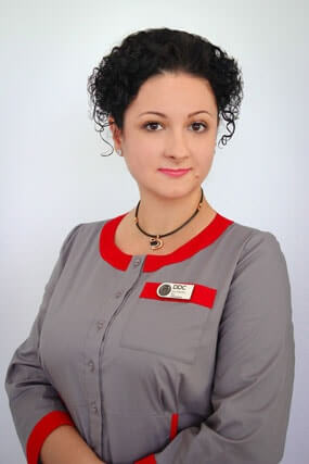 Дадонкина Ася Николаевна